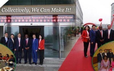BOBSA's Trip To China