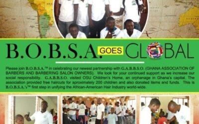 BOBSA Goes Global