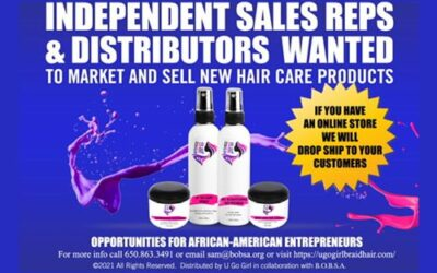 Independent Sales Reps and distributors wanted
