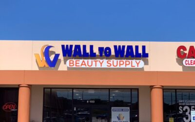 New Beauty Supply Store Wall To Wall Beauty Supply